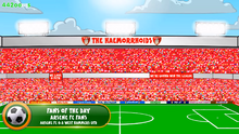 Arsenal Emirates crowd