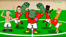 England Wayne the Ogre