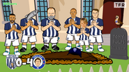 West Bromwich team bye Pulis