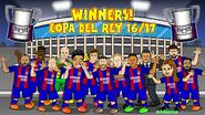 Copa del Rey Barcelona