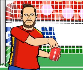 Koke Spain