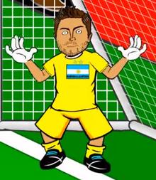 Sergio Romero 442oons