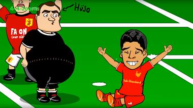 Fat referee