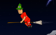 Coutinho broomstick