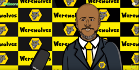 Wolves manager 442oons