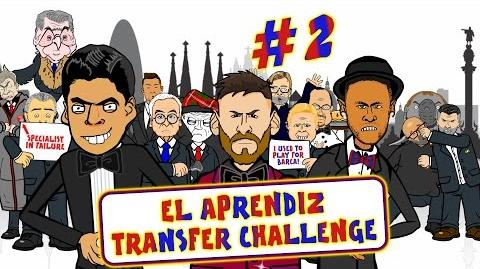 🔴MSN El Aprendiz 2🔵Transfer Challenge - who will become Barca's New Boss?!