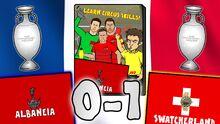 Albania-vs-switzerland-0-1-euro.