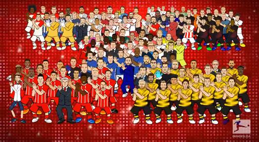 Bundesliga 2017-2018