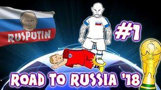 Road to Russia 2018! 1 (Slovakia vs England 0-1, Malta vs Scotland 1-5 , Kazakhstan 2-2 Poland)-2