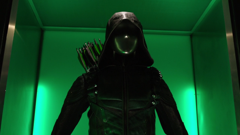 who is the new green arrow in season 7