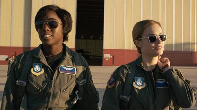 SJU: Maria Rambeau Makes Her MCU Debut and the 'Game of Thrones' Trailer Is Here