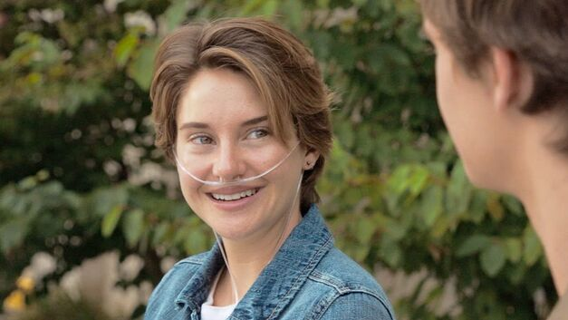 Woodley as Hazel Grace Lancaster