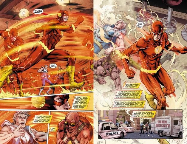 The Flash vortex