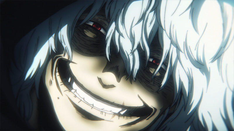 5 Creepy Anime Smiles That Will Give You the Chills | Fandom