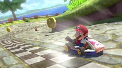 'Mario Kart 8 Deluxe' Revealed for Nintendo Swtich