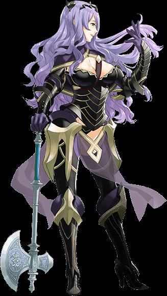 Fire-Emblem-Camilla