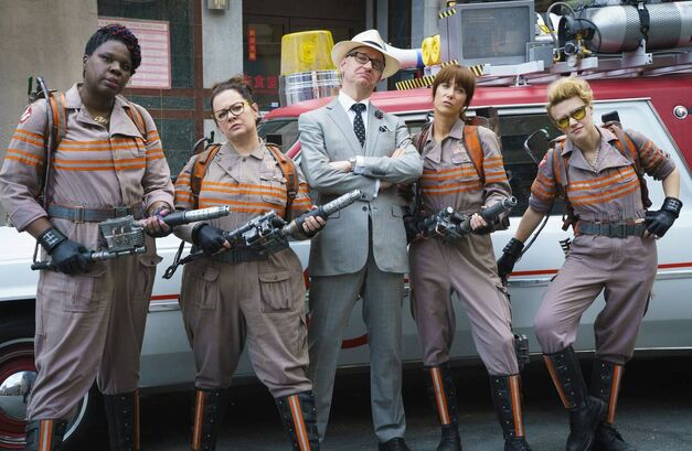 Dan Aykroyd slams director over 'Ghostbusters' remake costs