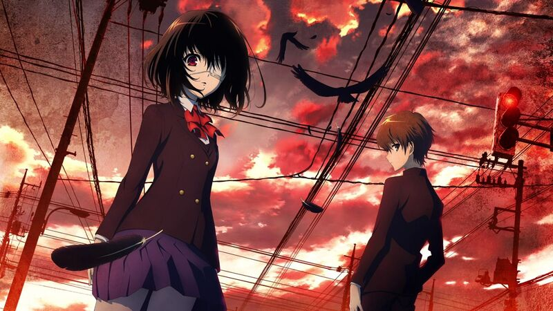 13 Must See Scary Anime Shows