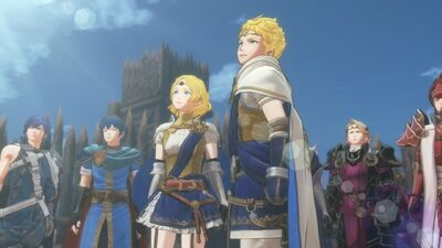 'Fire Emblem Warriors' Small Touches Make it A Core Game