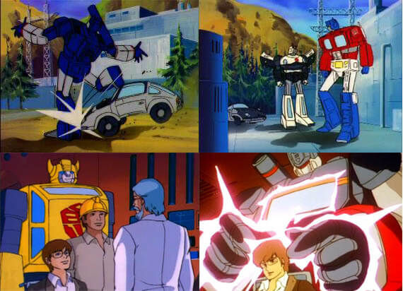 Transformers Examples