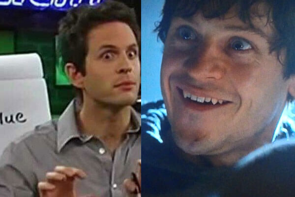Crazy-Eyes Ramsay Bolton and Dennis Reynolds