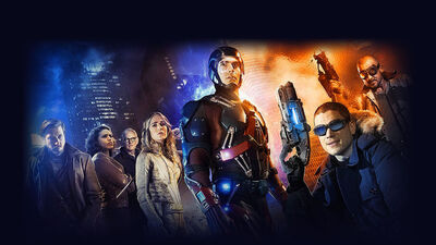 'Legends of Tomorrow': Meet the Legends