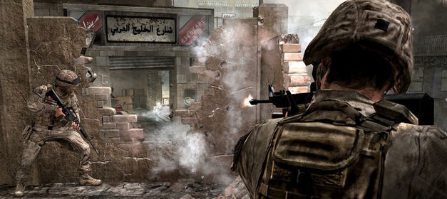 Call of Duty Timeline: Call of Duty: Modern Warfare 2.