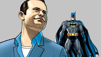 NYCC: Meet the Man Behind 'Batman & Bill': Marc Tyler Nobleman