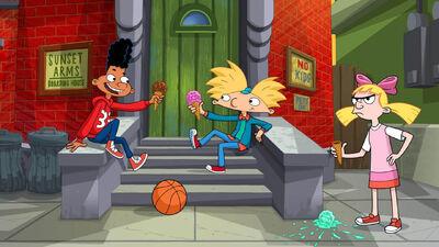"""Nickelodeon's """"Happy Happy Joy Joy"""" Comic-Con Panel"""
