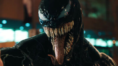 Tom Hardy Wants His Venom to Battle Tom Holland's Spider-Man