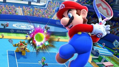 'Mario Tennis Aces': Not Quite a Smash Hit, but Still a Worthy Mario Sports Game