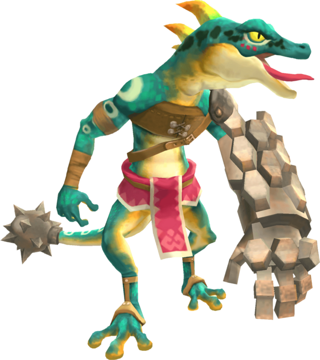 Lizalfos_(Skyward_Sword)