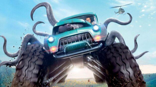 monster trucks box office