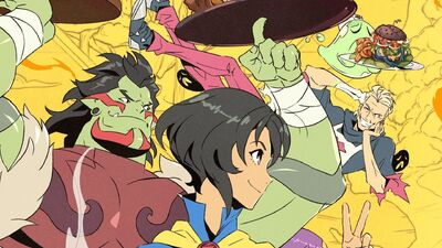'Battle Chef Brigade' Review: If Iron Chef Were An Anime