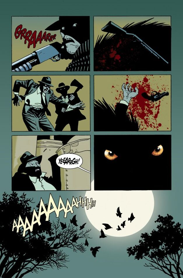 moonshine interior pages werewolf prohibition gangster