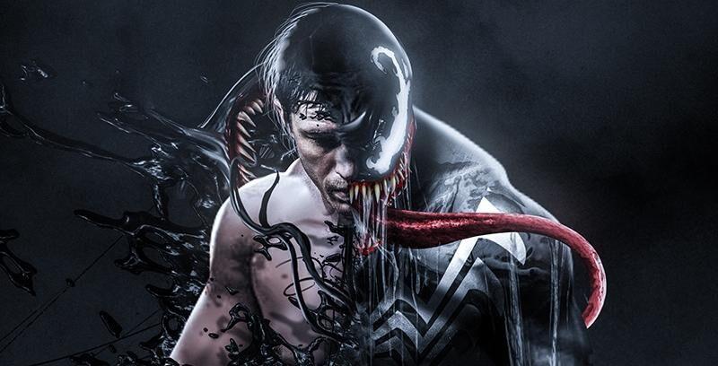 spider-man homecoming tom hardy venom