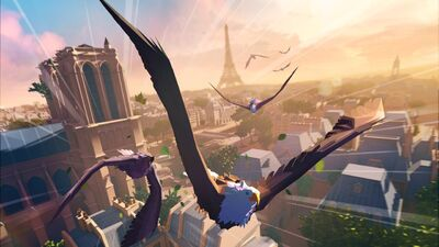 GDC: 'Eagle Flight' Impressions