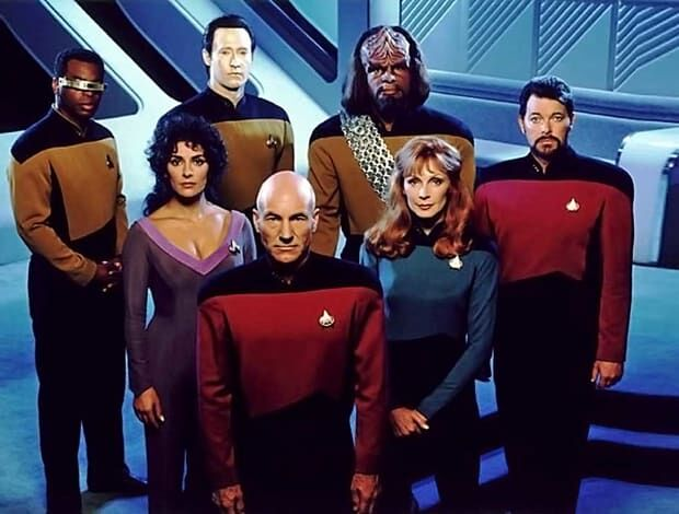 Star Trek: TNG Cast
