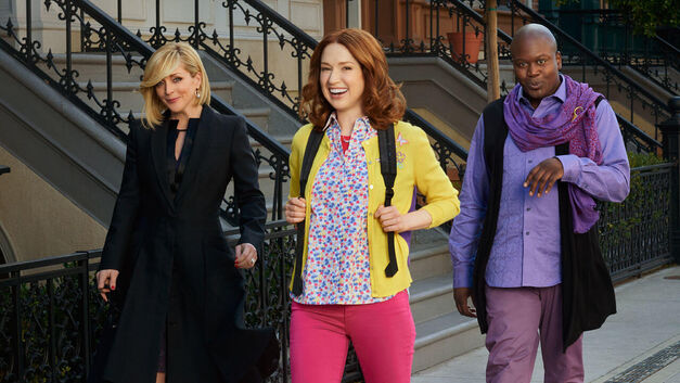 Unbreakable Kimmy Schmidt Netflix Original series