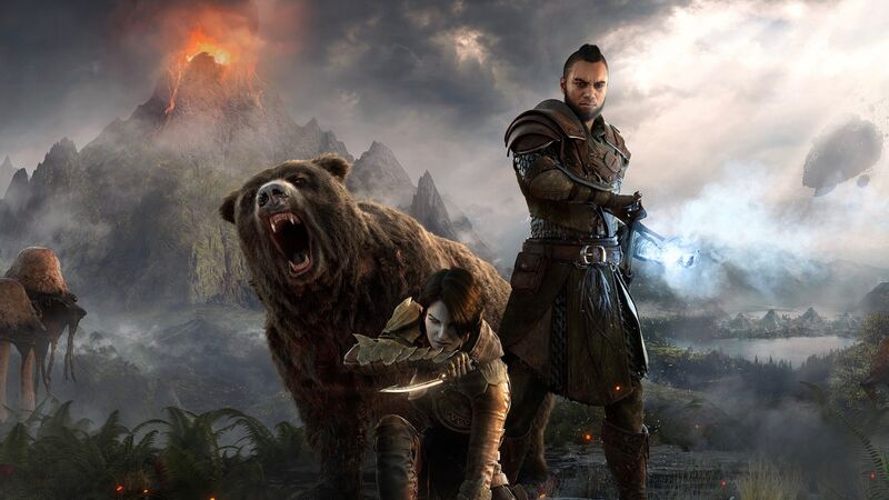 5 things you should do first in 'the elder scrolls online: morrowind