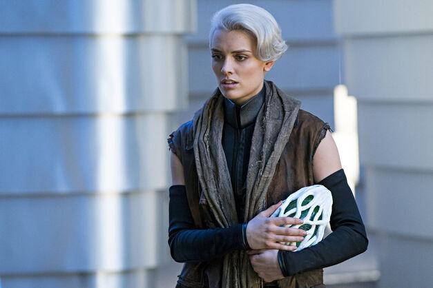Krypton Season Finale Nyssa