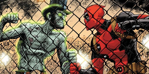 Wrestling cage fights would be a lot more interesting with dead presidents