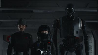 'Rogue One' Jyn & Cassian Extended TV Spot