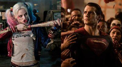 DC Movies: Critics vs. Fandom