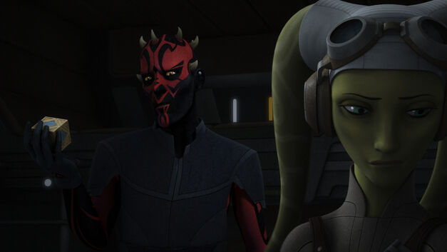 star wars rebels the-holocrons-of-fate-darth-maul-and-hera-syndulla