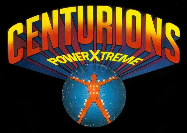 The Centurions Logo