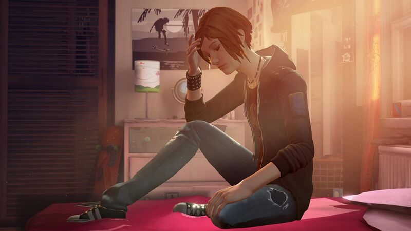 life is strange before the storm emo