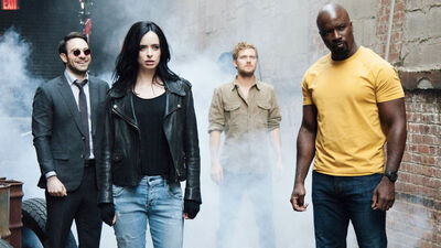 Marvel's Defenders Should Be In 'Avengers: Infinity War'