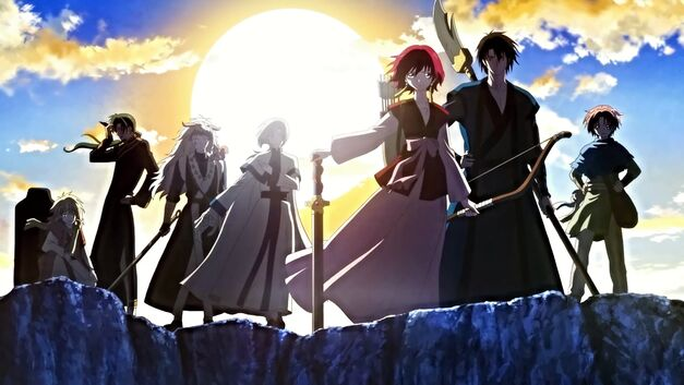 Anime to Get You Ready for the Royal Wedding Yona of the Dawn