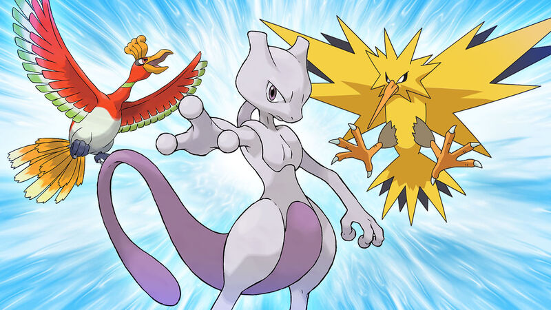 who are the greatest legendary pokémon fandom